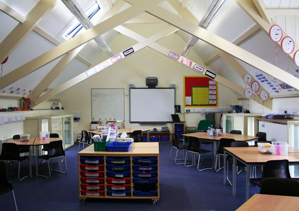 Box Primary School Cms Group Architects In Bath